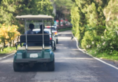 4 Interesting Places You Can Take Your Golf Car