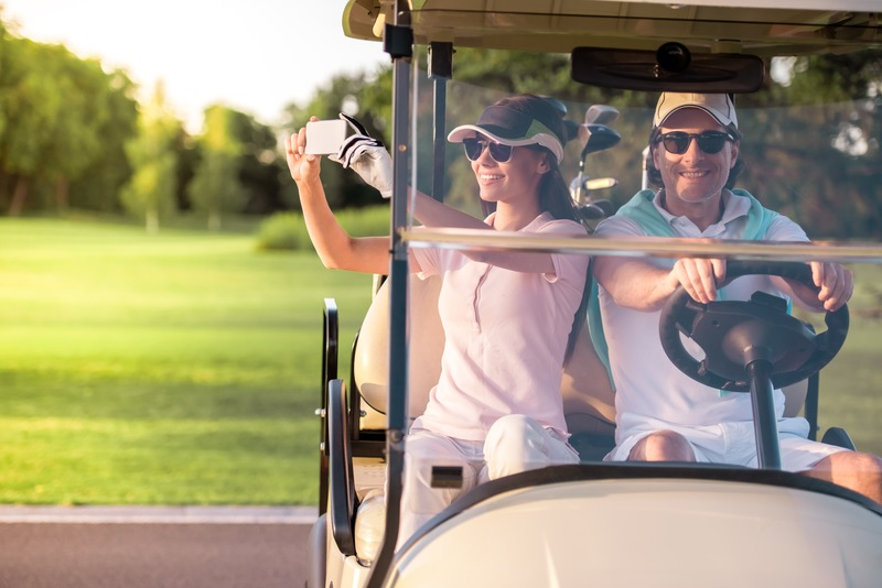 Tips for Golf Car Safety