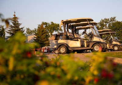 History: The Beginning of Golf Cars